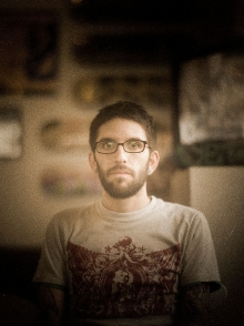 Joe Evans.  Coffee shop owner.