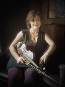 Sara Watkins.  Musician.