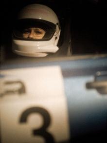 Kathy Jarvis. Stunt woman. Race car driver.