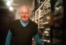 Jim Fosgate. Audio equipment inventor, engineer and businessman.