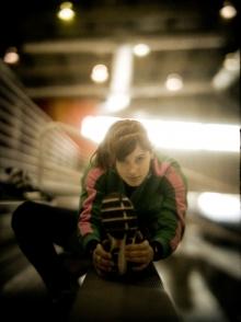 Katherine Ruetter.  Short track speed skater.